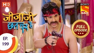 Jijaji Chhat Per Hai - Ep 199 - Full Episode - 12th October, 2018 - SABTV