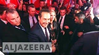 Austria's Sebastian Kurz moves towards right-leaning coalition - ALJAZEERAENGLISH