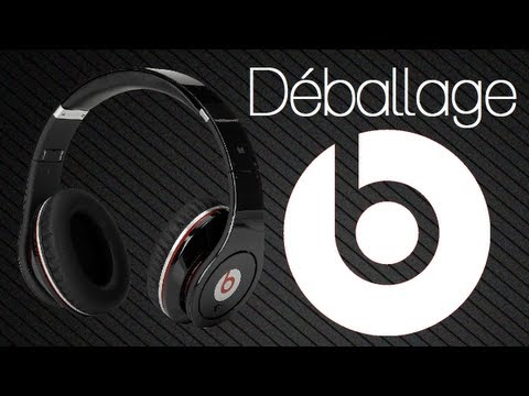 Beats By Dr. Dre Studio Dballage Franais