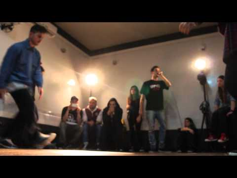 Dima & Lula vs Soul & Lulu @ Battle Fever Mixed Style Edition (Semifinali_Mix Style)