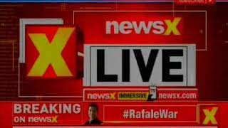 Amid Rafale Controversy, Congress President Rahul Gandhi meets HAL Employees in Bengaluru - NEWSXLIVE