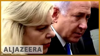 🇮🇱 Israeli Prime Minister Netanyahu's wife Sara charged with fraud | Al Jazeera English - ALJAZEERAENGLISH