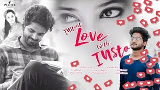 Instant Love with Insta | A Telugu Shortfilm by Karthik Kumar | Aditya Media Club - YOUTUBE