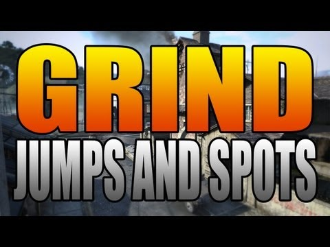BO2 Jumps and Spots - Grind (Black Ops 2)