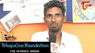 TeluguOne Foundation | Venkateswara Rao | Ulcer Disease Surgery - TELUGUONE