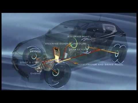 Alfa Romeo - skrzynia biegów TCT animacja