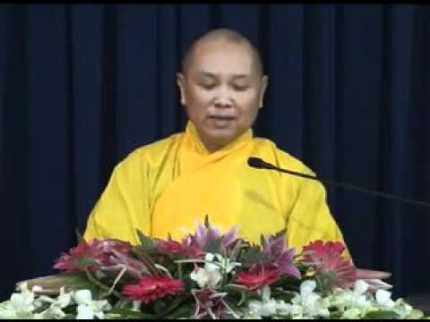 Phật Pháp: Đừng Để Tâm Nhỏ Hẹp - Thích Chân Tính