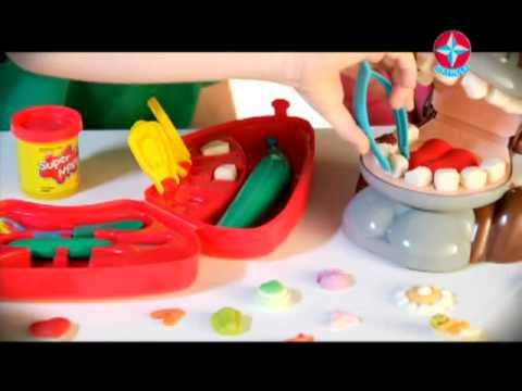 Real Brinquedos - Massinha de Modelar Super Massa - Estrela