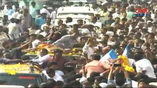 YS Jagan At Pulivendula | Kadapa district | CVR News - CVRNEWSOFFICIAL