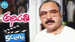 Adhipathi Movie Scenes - Preeti Jhangiani Imagining About Mohan Babu    Brahmanandam, Ali - IDREAMMOVIES
