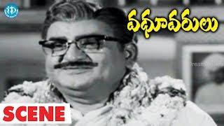 Vadhu Varulu Movie Scenes - Jagannatham Elected In Elections || M. D. Vijayababu - IDREAMMOVIES