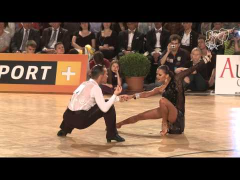 Zaytsev - Kuzminskaya, RUS | 2012 World Latin Final R