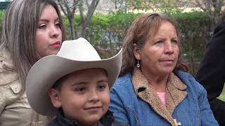 Fiestas patronales en Agua Zarca (Sombrerete, Zacatecas)