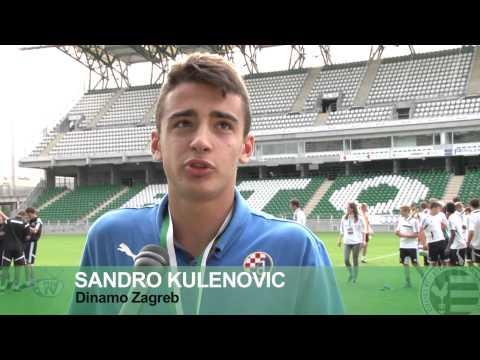 Az Audi Kupa gólkirálya: Sandro Kulenovic