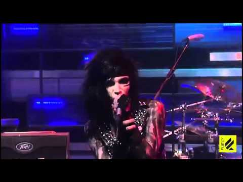 Black Veil Brides - Fallen Angels //LIVE// [FULL HD]