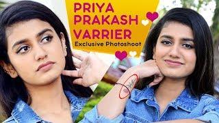 Priya Prakash Varrier Exclusive Photoshoot - Indiaglitz Telugu - IGTELUGU