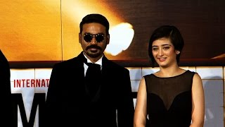 Dhanush Comments on Akshara Haasan's Acting - IANSINDIA