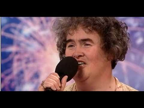 Original Version. Susan Boyle I Dreamed A Dream.