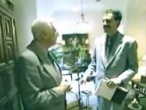 Borat Buying a House