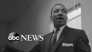 Americans honor Dr. Martin Luther King Jr. - ABCNEWS