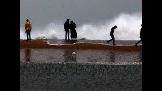 Cyclone Phethai: Andhra Pradesh on high alert, NDRF deployed - TIMESOFINDIACHANNEL