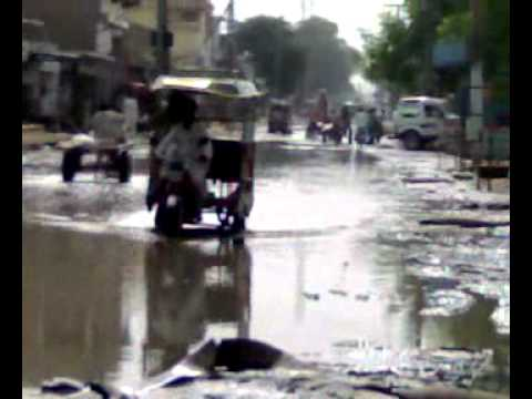Chronic Sewerage issue in Awami Colony Jampur, Rajanpur1.mp4