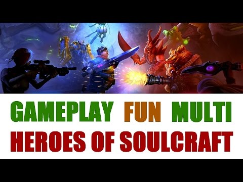 Heroes of SoulCraft : un League of Legends like pour Android