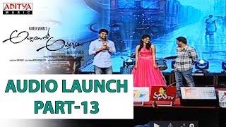 Ilaiyara musical Abbai to Ammai Audio launch Part-13 || Naga Shourya,Palak Lalwani - ADITYAMUSIC