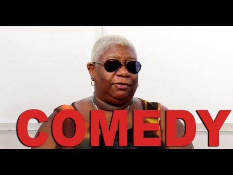 Luenell Talks About Adam Sandler On Hollywood Talk Part I