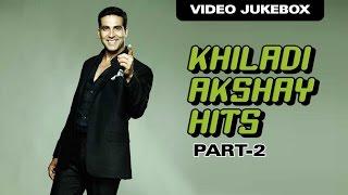 Khiladi Akshay Hits - Jukebox 2 - Bollywood Superhit Full Songs - EROSENTERTAINMENT