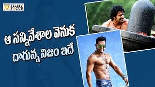 Hard work Behind Prabhas and NTR for extraordinary scenes!