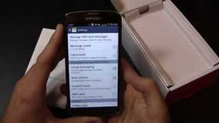Samsung Galaxy S4 ACTIVE Unboxing