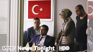 The Turkish Newspaper Unraveling The Khashoggi Disappearance Case (HBO) - VICENEWS