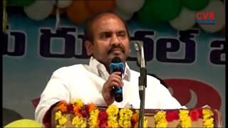 Minister Prathipati Pulla Rao Participates Shakthi Melukolupu Programme in Chilakaluripet | CVR News - CVRNEWSOFFICIAL