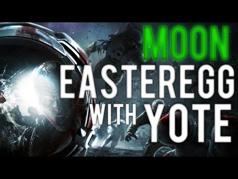 MOON | Easter Egg: Complete Tutorial/Walkthrough!!!