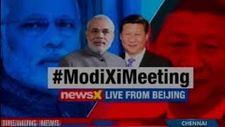Modi in Wuhan: Unprecented 1-on-1 meet organised with President Xi - NEWSXLIVE