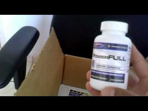 unboxing vitacost powerfull