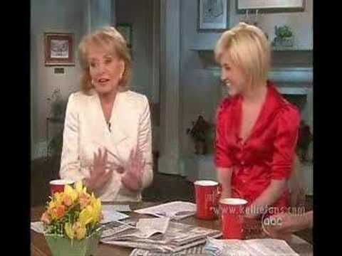 Kellie Pickler on The View part1 