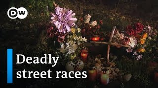 Germany: Police take on illegal street racing | DW Stories - DEUTSCHEWELLEENGLISH