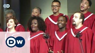 The power of gospel   Sarah's Music - DEUTSCHEWELLEENGLISH
