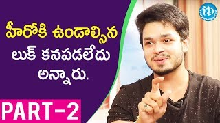 Angel Movie Actor Naga Anvesh Exclusive Interview Part #2 || Talking Movies With iDream - IDREAMMOVIES