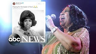 Outpouring of support for ailing Aretha Franklin - ABCNEWS