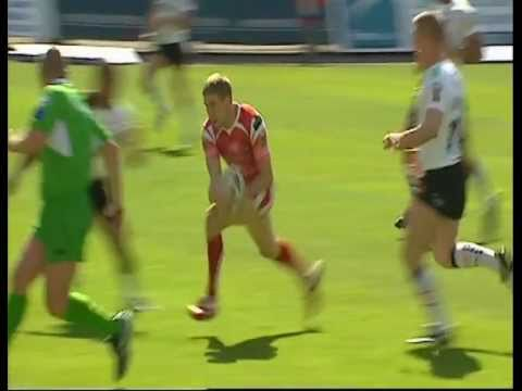 Rugby Player Scores Try While Unconscious