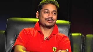 Nanditha & Lagadapati Sridhar KKI interview - idlebrain.com - IDLEBRAINLIVE