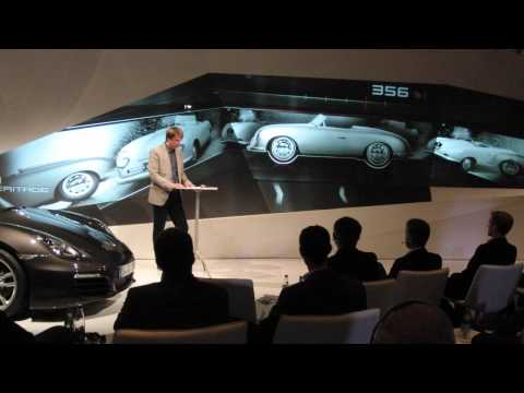 Stereolize Press Launch Porsche Boxster 981 in Saint Tropez