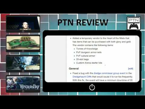PTN Review - Guild Wars 2 - Dec 10, 2013