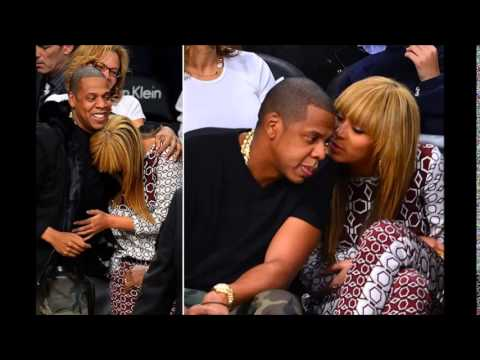 Beyonce & Jay Z The Couple's Cutest PDA Moments