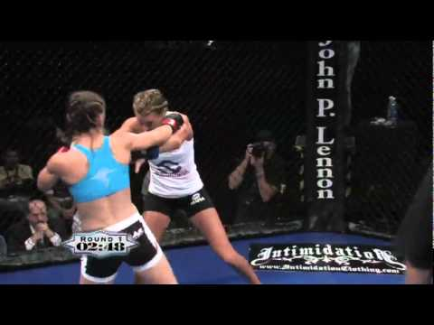 Caged Fury 15 Tecia Torres