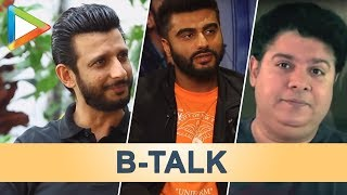 B-talk | Arjun Kapoor RAPS for Parineeti | Sharman Joshi on Golmaal | Sajid Khan unfiltered - HUNGAMA