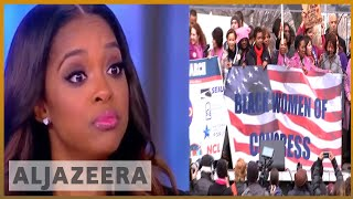 🇺🇸 US Women's March: Controversy around co-president | Al Jazeera English - ALJAZEERAENGLISH